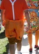 31st May 2017 - Called himself PUMPKIN BUM at the Pumpkin Fair