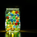 (Day 106) - Jar of Marbles by cjphoto