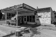 26th May 2017 - BW Old Gas Station