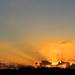 Beautiful sunset by mittens