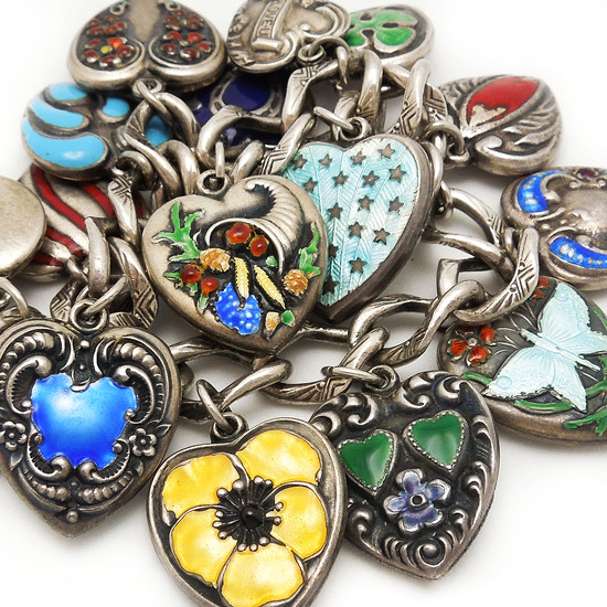 Enameled Treasures From The Heart by yogiw