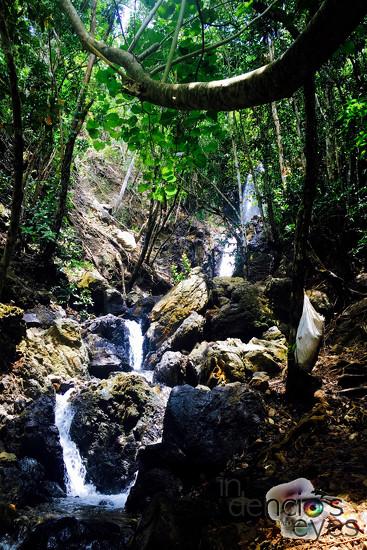 Diguisit Falls by iamdencio