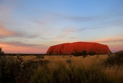 3rd Jun 2017 - Uluru Sunset