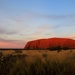 Uluru Sunset by landownunder