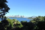 26th May 2017 - Sydney from Taronga Zoo