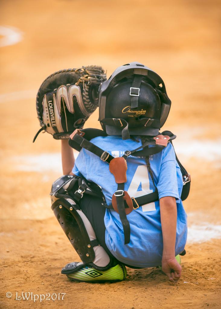 Softball Ready  by lesip