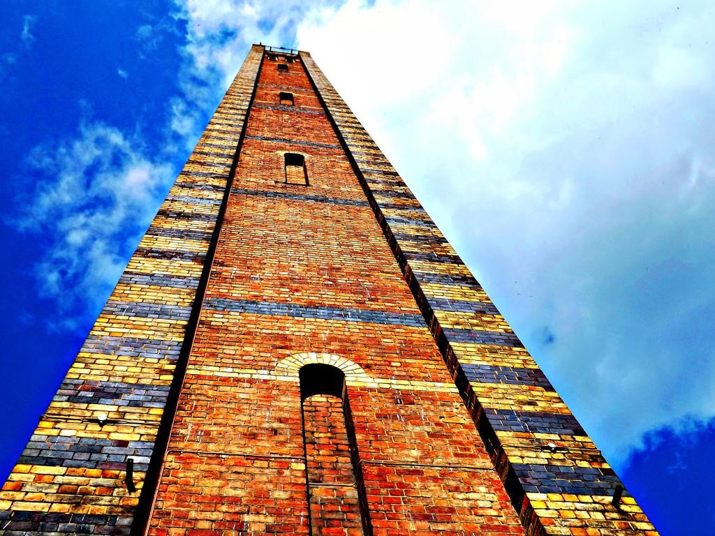 Tower towards heaven by ajisaac