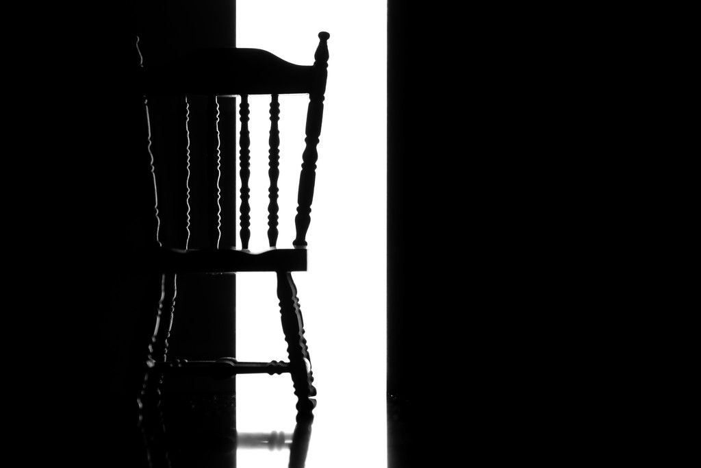 the empty chair by northy