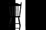 5th Jun 2017 - the empty chair