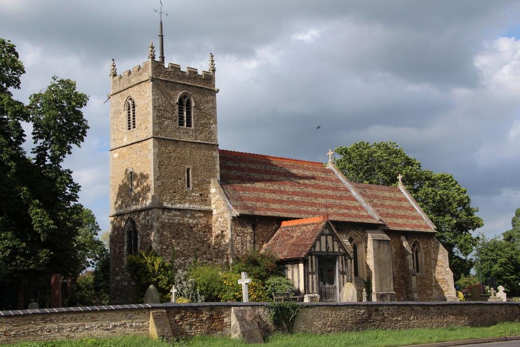 Histon church by busylady
