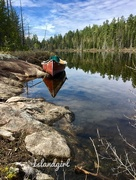 10th Jun 2017 - Canoe day