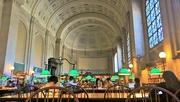 12th Jun 2017 - Reading Room, Boston Public Library