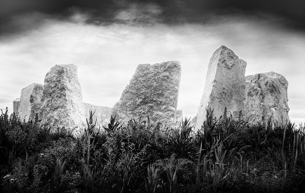 Stone Circle Mystery by davidrobinson