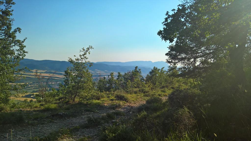 Vistas de una tarde de trail by petaqui