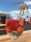 16th Jun 2017 - Processo and Strawberries