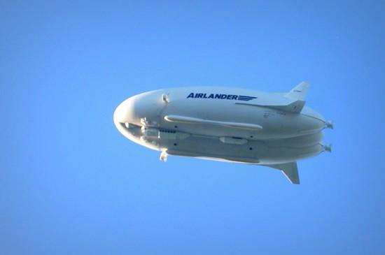 Airlander 10 by filsie65