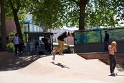11th Jun 2017 - Skate Park in Seattle Center