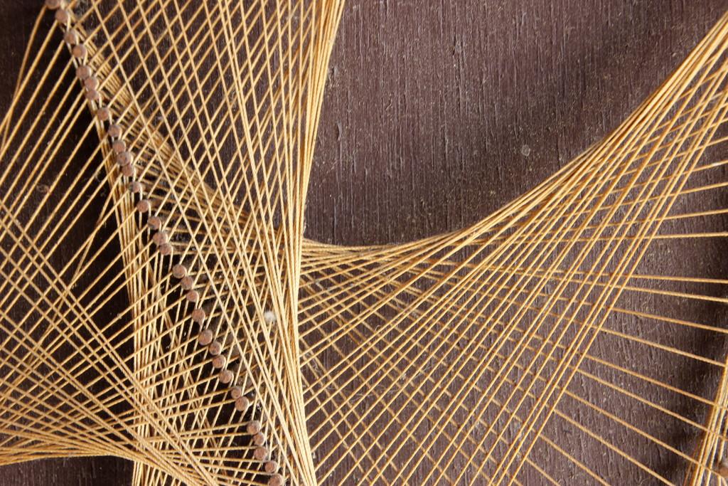 2017 05 01 String Art by kwiksilver