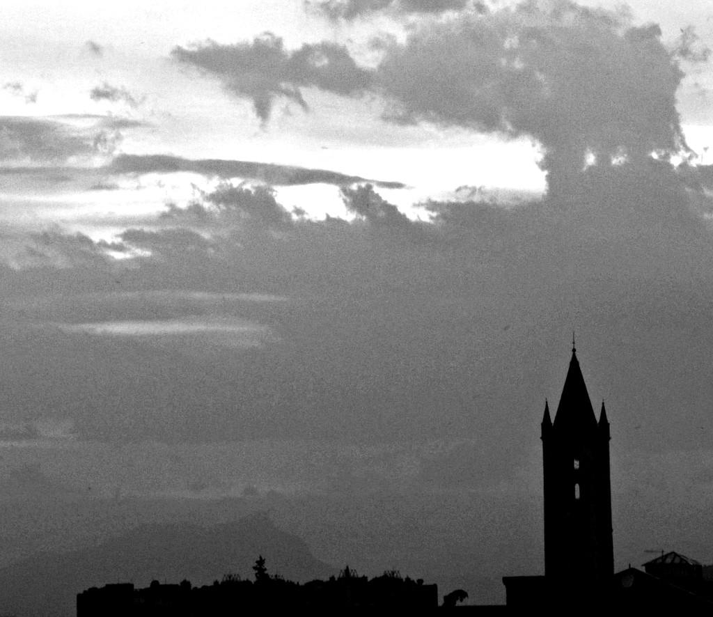 silhouette San Zeno by caterina
