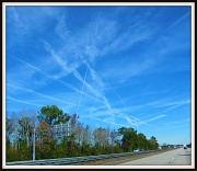 30th Dec 2010 - Sky Weaving