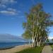 Lake Huron at the Straits of Mackinac