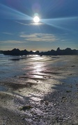 19th Jun 2017 - Another lovely sunset on another lovely beach on Anglesey - we've been so lucky with the weather!