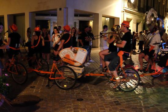June 21st bike music on bike by ducasrouge