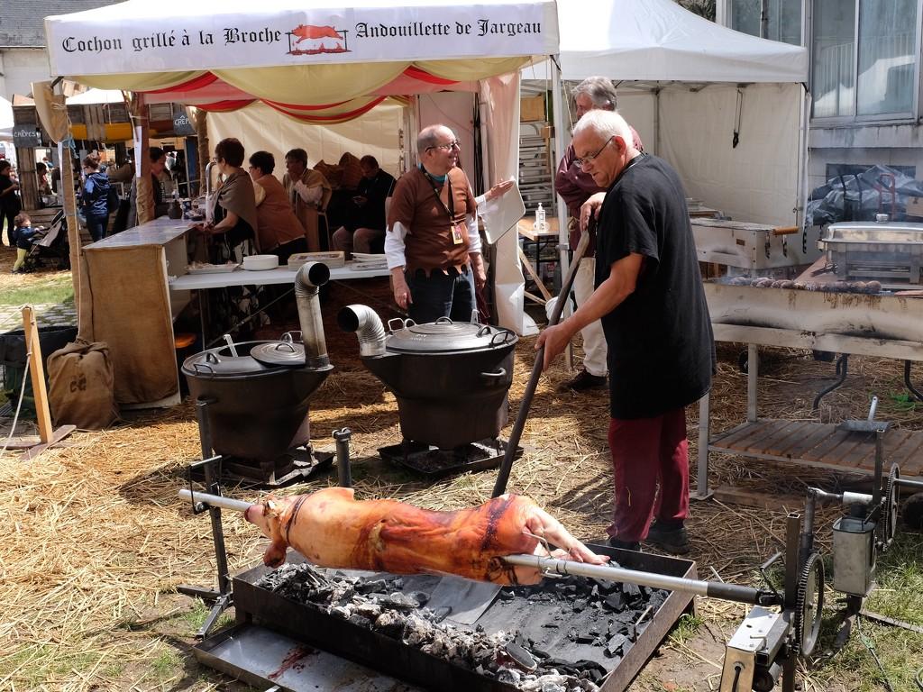 Pigs nightmare by ducasrouge