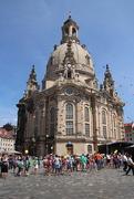 22nd Jun 2017 - Die Frauenkirche, Dresden