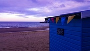 23rd Jun 2017 - Beach Hut Bunting