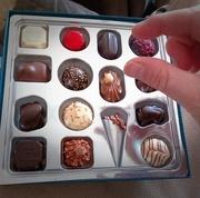 24th Jun 2017 - Where to start ... Anniversary chocolates