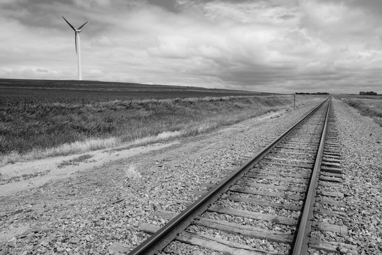 Prairie Tracks by tosee