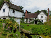 25th Jun 2017 - Lower Brockhampton Manor House....