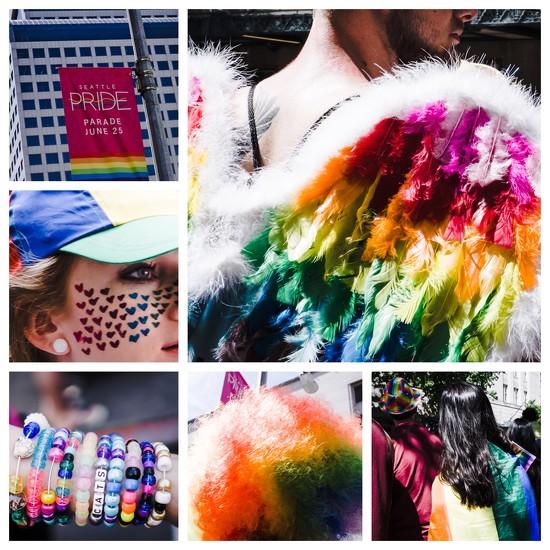 Seattle Pride 2017 by cristinaledesma33