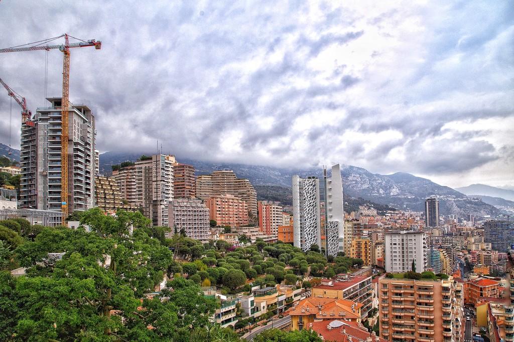 Monte Carlo Skyline!  by derekvickers