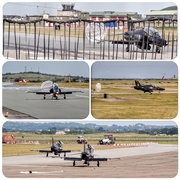 29th Jun 2017 - RAF Valley, Anglesey - great views from the beach!