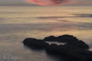 30th Jun 2017 - Yachats Silky Water Sunset