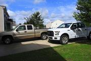 1st Jul 2017 - Two truck family!