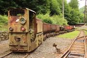 29th Jun 2017 - Rusty old train