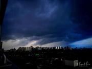 1st Jul 2017 - Stormy night