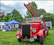 3rd Jul 2017 - Old Fire Engine