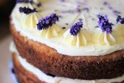 1st Jul 2017 - Lavender Cake
