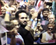 4th Jul 2017 - Congratulations to 506 immigrants who became American citizens today in Seattle at Seattle Center. Photo taken just after saying the oath of allegiance.