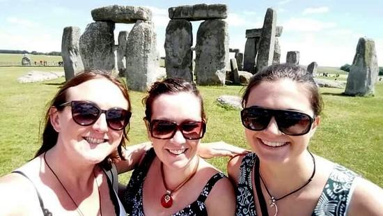 Stonehenge Selfie by susiemc