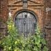 Kersey Village Door