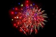 3rd Jul 2017 - fireworks