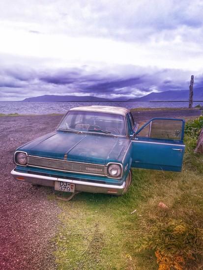 Abandoned in Reykjavik by darrenboyj