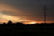 7th Jul 2017 - Gorgeous sunset!