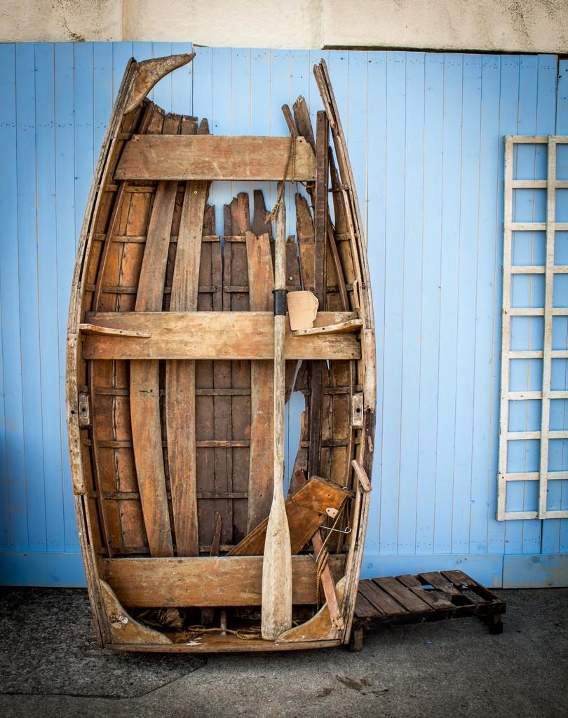 A boat by swillinbillyflynn