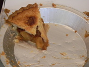 6th Jul 2017 - Last Piece of Apple Pie
